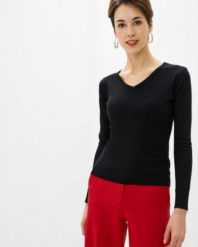 Черный пуловер Masha Mart