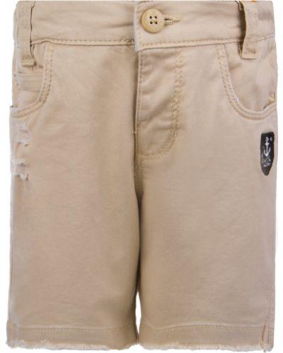 Бежевые хлопковые шорты Original Marines