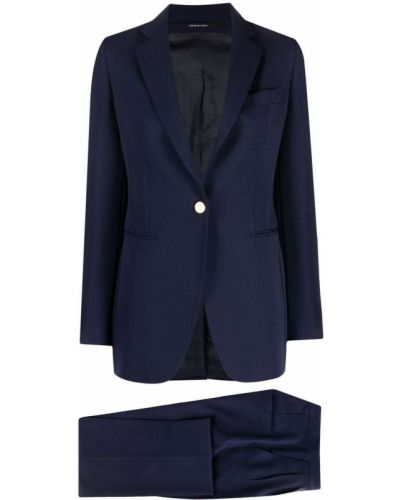 Złoty garnitur - niebieski Tagliatore