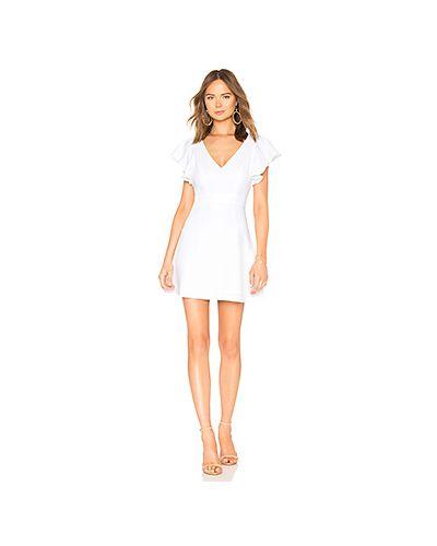 Платье с оборками на молнии Bcbgeneration