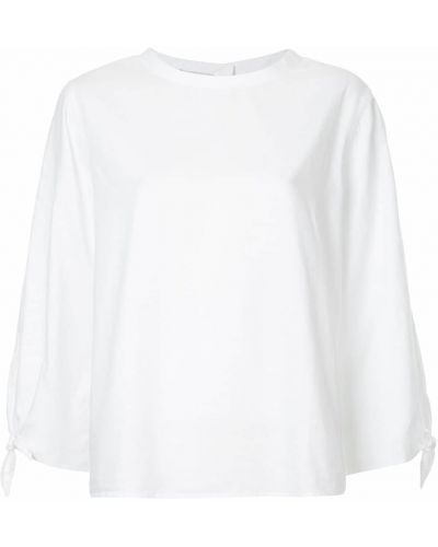 Блузка белая Mads Norgaard