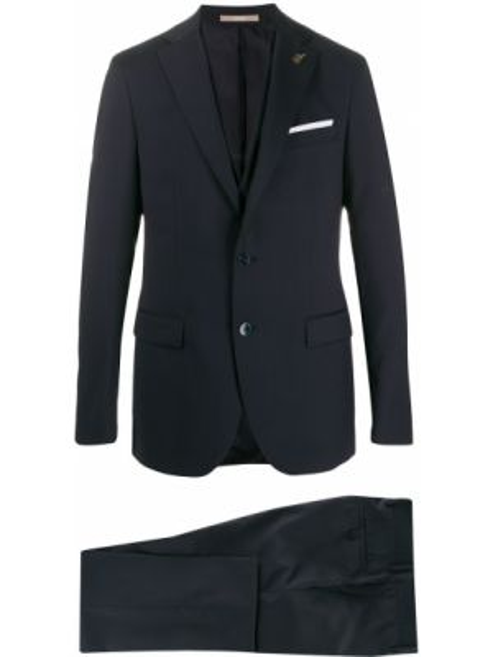 Garnitur kostium wełniany Paoloni