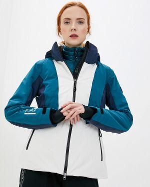 Горнолыжная куртка осенняя Ea7