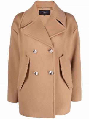 Длинная куртка - коричневая Rochas