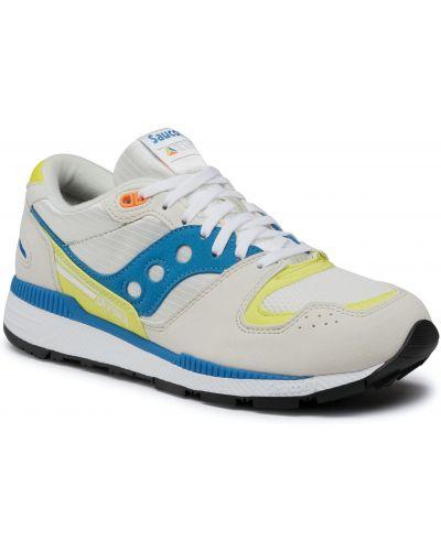 Beżowe sneakersy Saucony