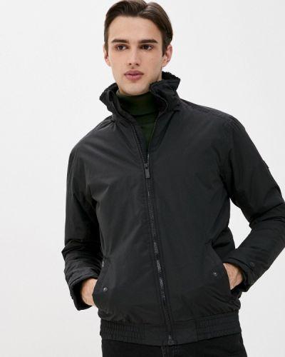 Черная теплая куртка Regatta