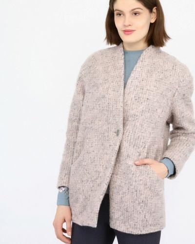 Пальто - розовое Mosaic