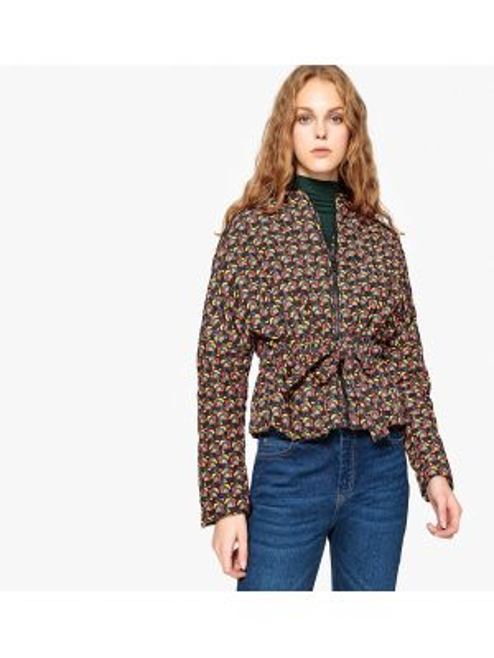 Куртка с рисунком с цветочным принтом La Redoute Collections