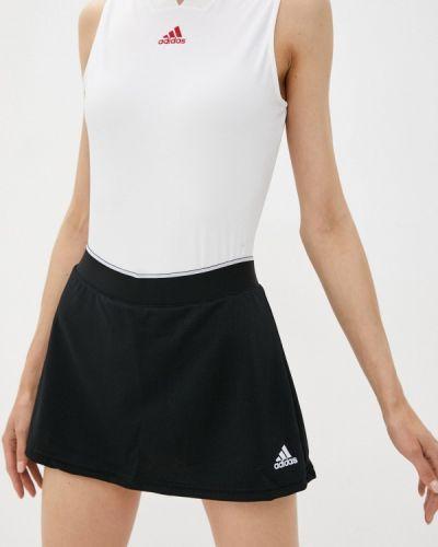 Черная юбка Adidas