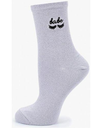 Фиолетовые носки Topshop