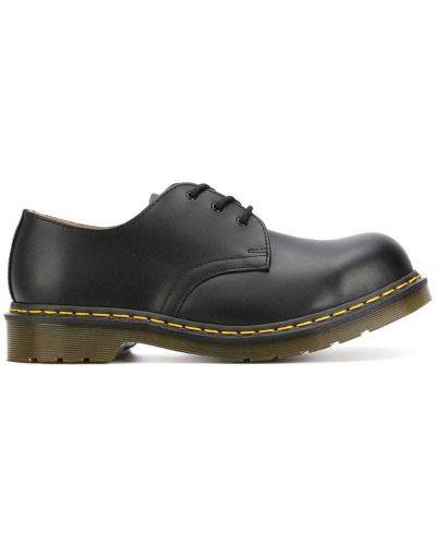 Кожаные туфли Dr Martens