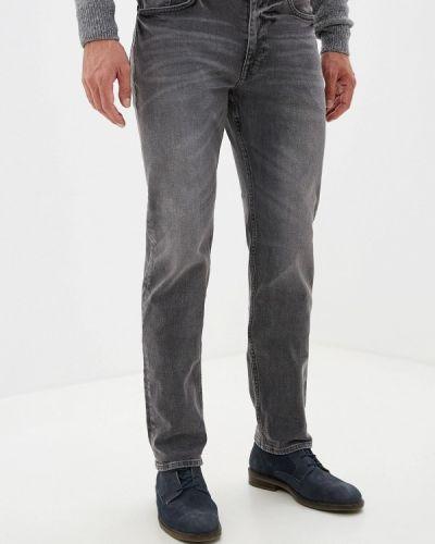 Серые джинсы-скинни из микрофибры Marks & Spencer