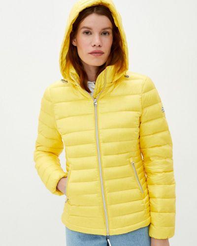 Желтая куртка Calvin Klein