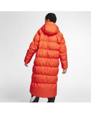 Pomarańczowa sport kamizelka materiałowa Nike