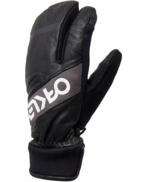 Перчатки зимние митенки Oakley