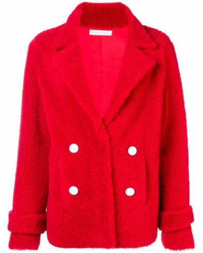 Укороченное пальто на кнопках двубортное Inès & Maréchal