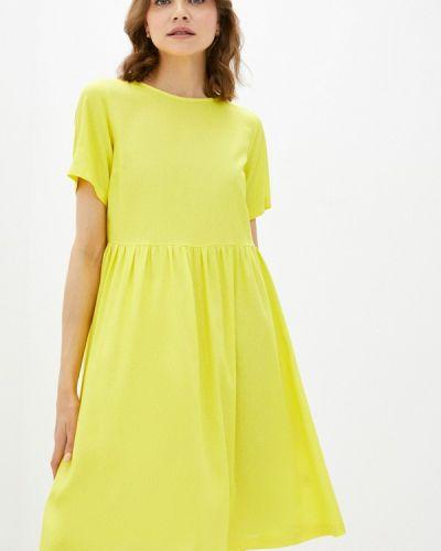 Платье - желтое Vittoria Vicci