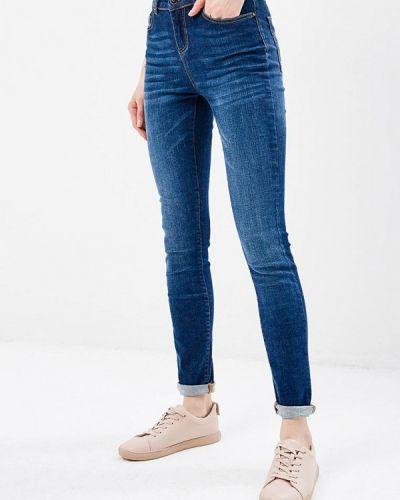 Синие джинсы-скинни Silvian Heach