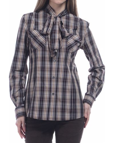 Блузка хлопковая осенняя Dolce & Gabbana