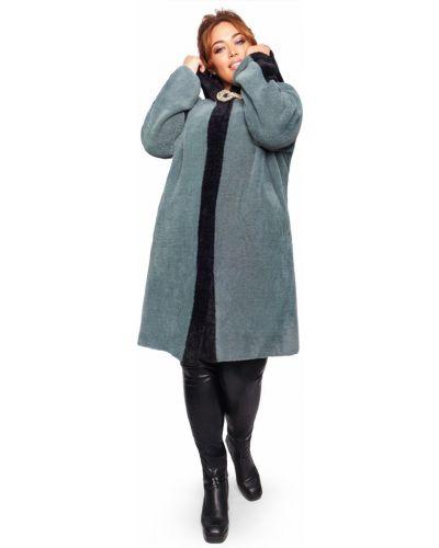 Пальто из альпаки - серое Rozetka