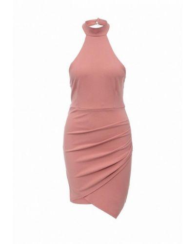 Вечернее платье розовое Edge Street