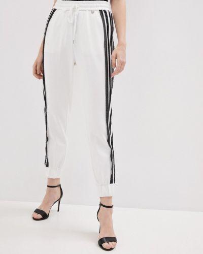 Белые повседневные брюки Twinset Milano