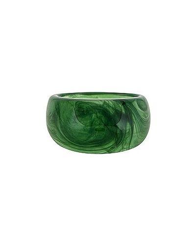 Zielony pierścionek Shashi