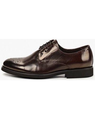 Туфли коричневый Valor Wolf