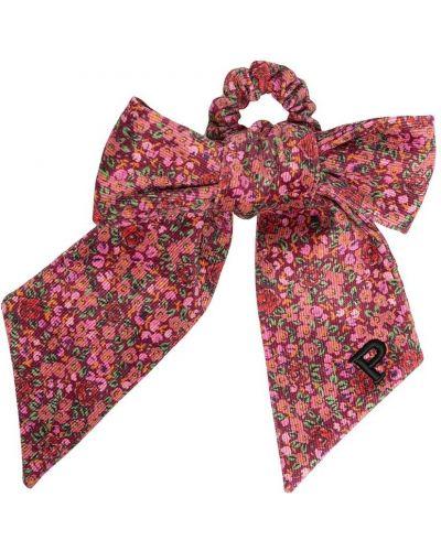 Розовая резинка для волос на резинке с бантом Philosophy Di Lorenzo Serafini Kids