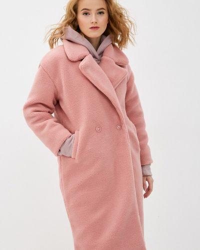 Розовая шуба Imocean