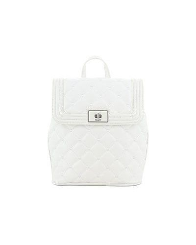 Белый рюкзак Blugirl