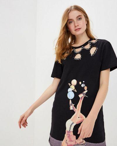 Платье футболка весеннее Silvian Heach