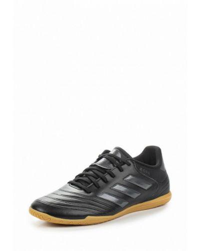 Бутсы черные Adidas