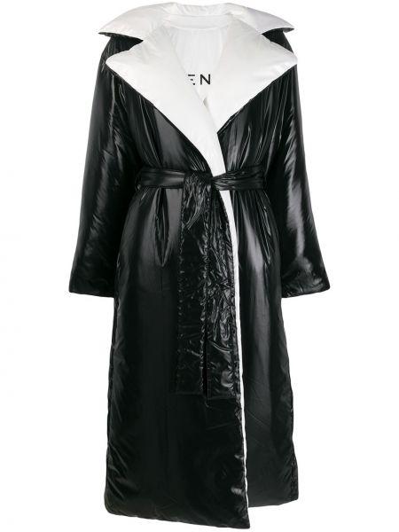 Черный пуховик двусторонний Givenchy