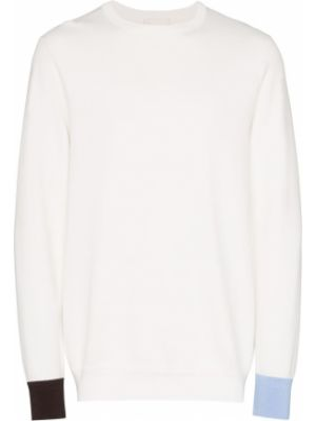 Белый свитер Lou Dalton