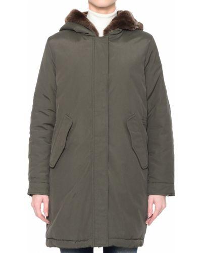 Куртка осенняя зеленая U.s.polo Assn