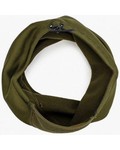 Зеленый шарф Nike