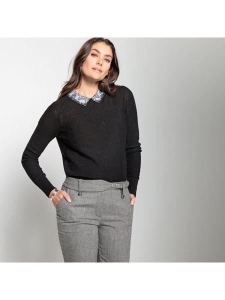 Пуловер акриловый тонкий Anne Weyburn