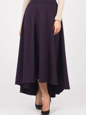 Юбка широкая фиолетовый Olivegrey
