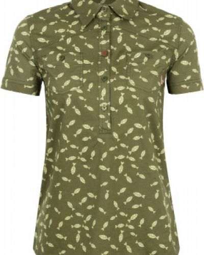 Рубашка хлопковая с карманами Merrell