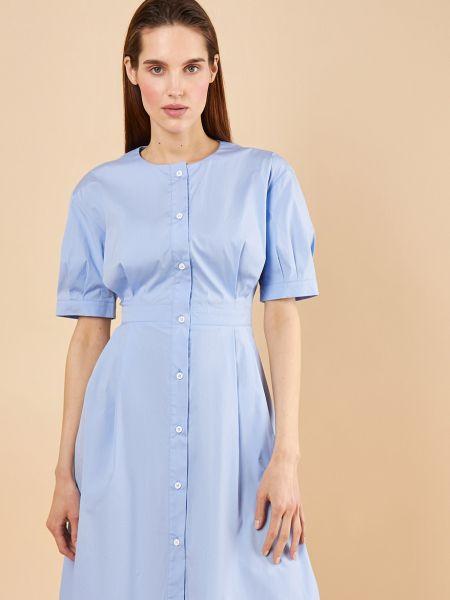 Платье миди платье-рубашка 12storeez