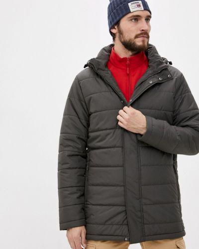 Зеленая утепленная куртка Jack Wolfskin