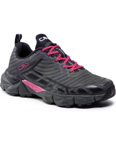 Buty sportowe bez obcasa - czarne Cmp