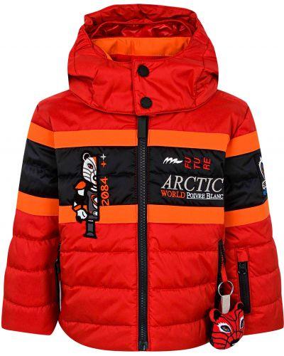 Красная куртка Poivre Blanc