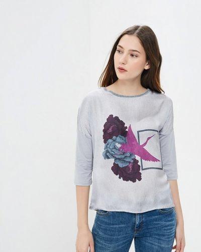 Блузка - серая Trucco