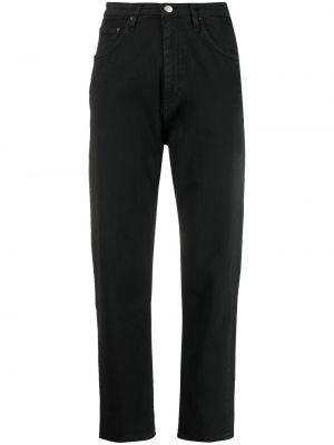 Укороченные брюки - черные Haikure
