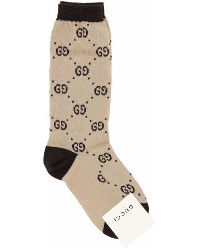 Носки с рисунком Gucci