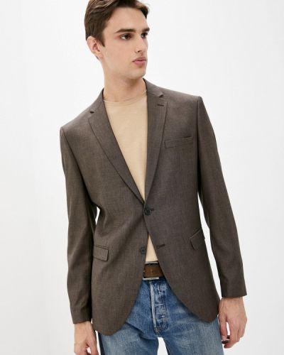 Пиджак - коричневый Selected Homme