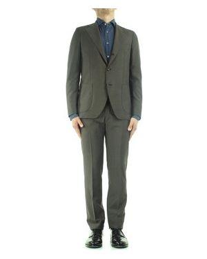 Zielony garnitur Gabo