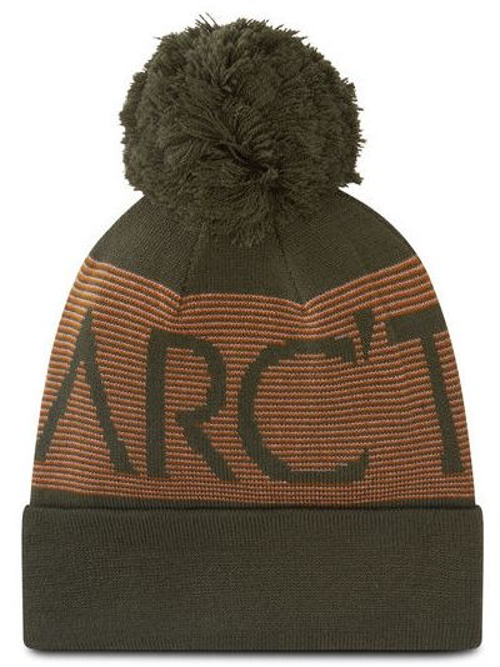 Zielona czapka Arcteryx